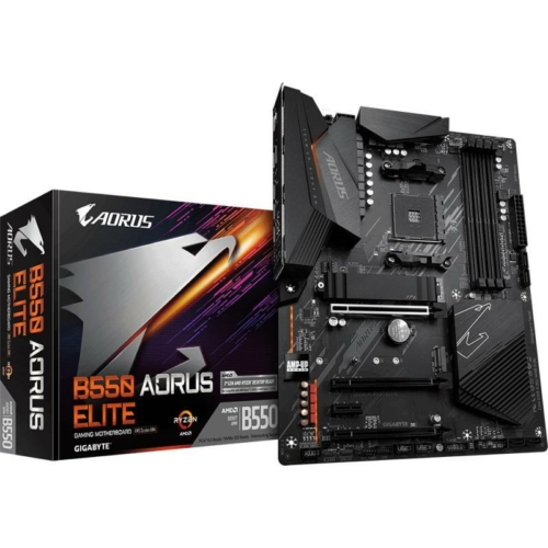Gibabyte Aorus  B550 Elite V2 Gaming Alaplap